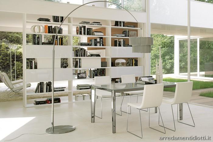 Librerie Soggiorno Moderne ~ Migliore Ispirazione Per La Casa e l ...