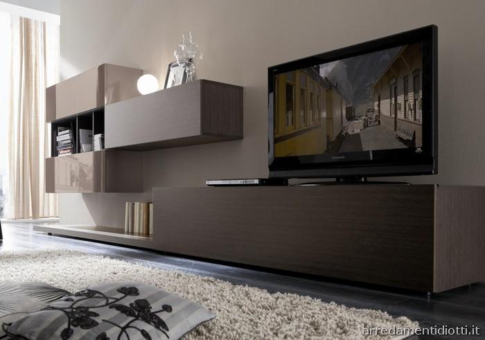 Tween soggiorno economico design