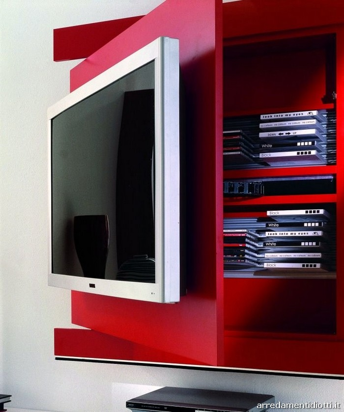 Mobili ad angolo moderni armadio angolare join sma mobili for Porta tv angolare ikea
