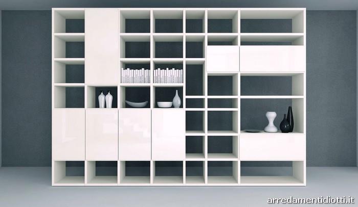 Mobili lavelli mobile divisorio bifacciale ikea - Ikea mobili libreria ...