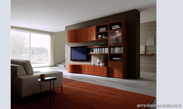 Awesome Soggiorno Ciliegio Ideas - Idee Arredamento Casa & Interior ...