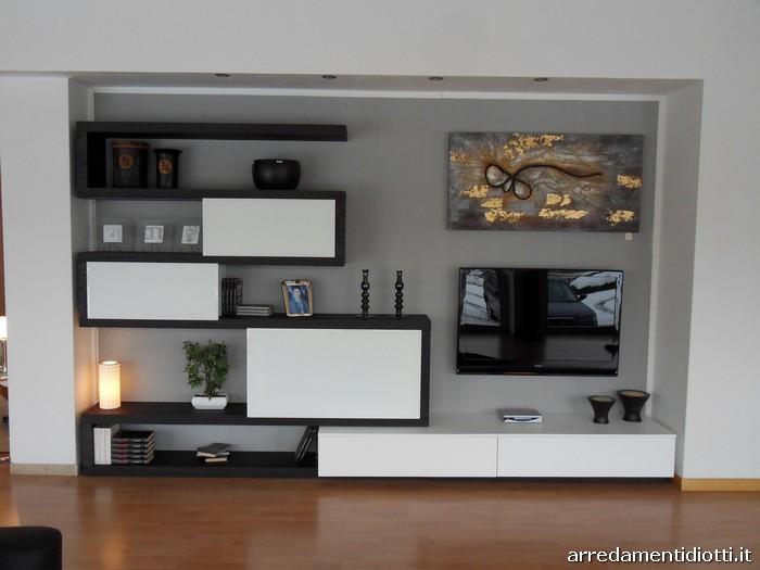 mobili soggiorno bianco e nero ~ dragtime for . - Mobili Soggiorno Bianco E Nero 2