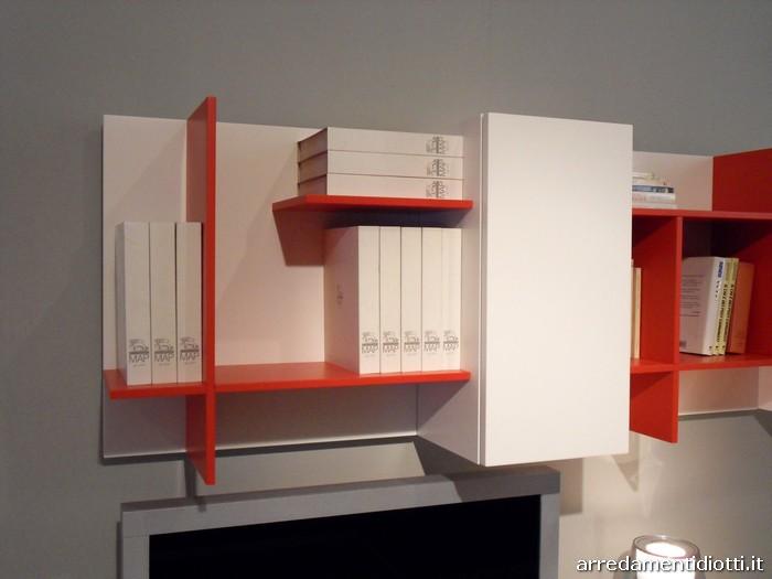 vedi anche with mensole per soggiorno moderno