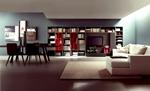 Lounge libreria