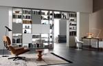 Libreria bifacciale Modo