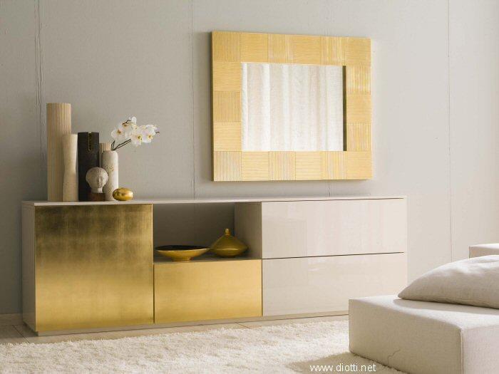 Forum cercasi parere per parete soggiorno for Accessori bagno dorati