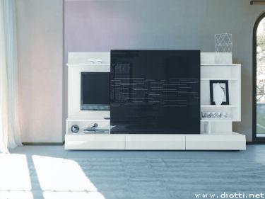 Forum suggerimenti per arredare ingresso soggiorno lungo - Mobile porta tv a scomparsa ...