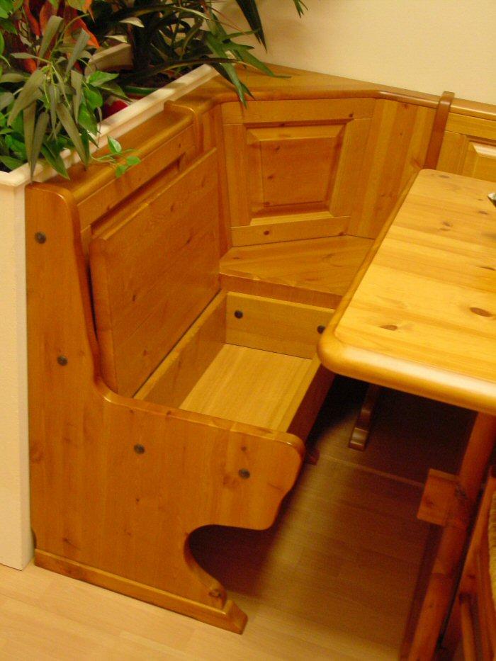 Tavolo e panca stile rustico Gardenia - DIOTTI A&F Arredamenti