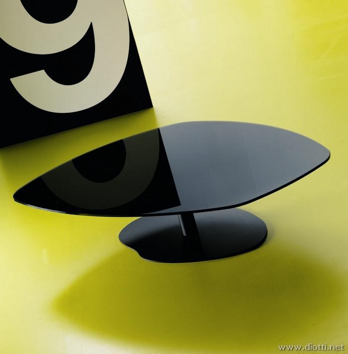arredamenti diotti a&f - il blog su mobili ed arredamento d ... - Tavolino Acciaio Laccato Ginger Bontempi